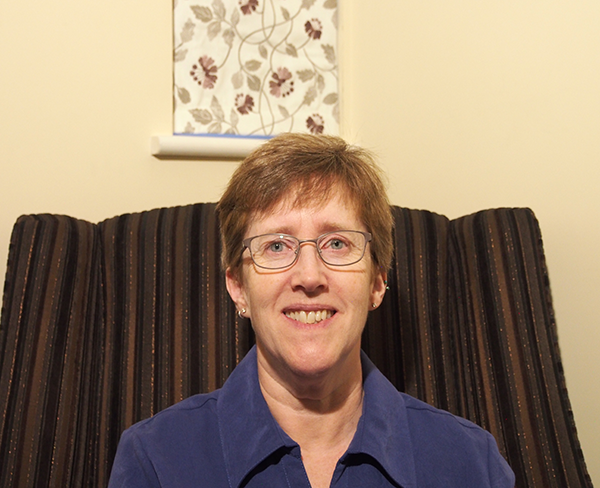 Josephine Dell of Kanzan Counselling, based in Wickford, Essex